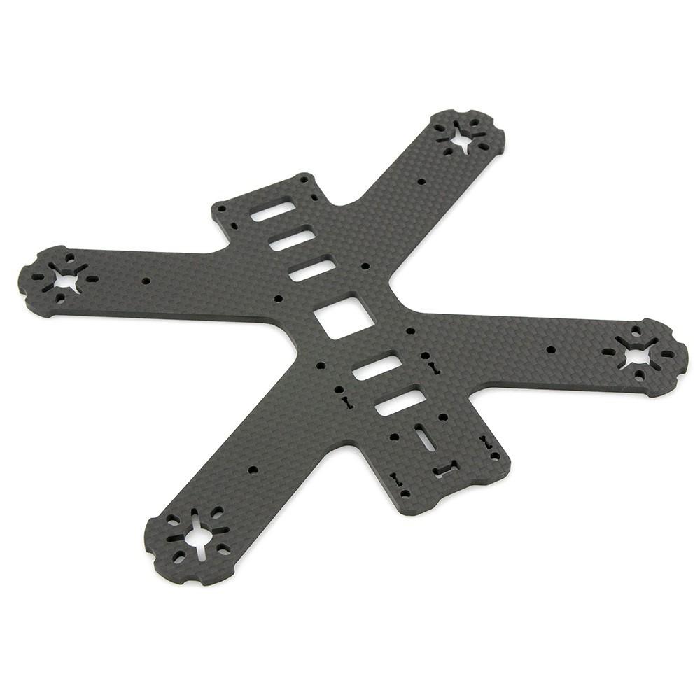 Lumenier QAV180 Carbon Fiber Main Unibody Frame Plate (3mm)