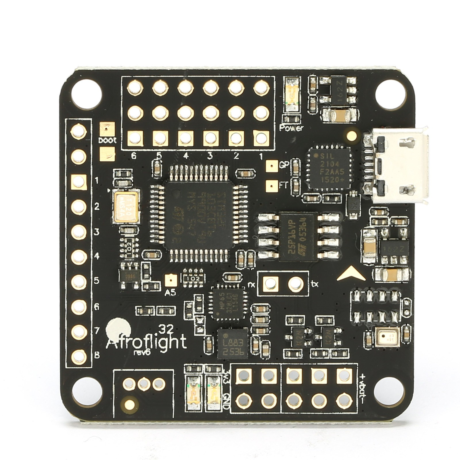 AfroFlight Naze32 Rev.6 10 DOF Flight Controller