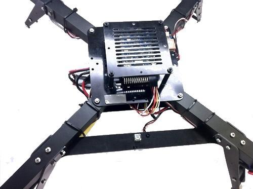 ArduCopter 3DR QuadCopter Sonar Mount