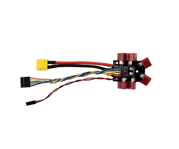 ArduCopter 3DR HexaCopter Power Distribution Board