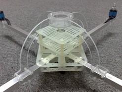 ArduCopter QuadCopter v1.0 Frame