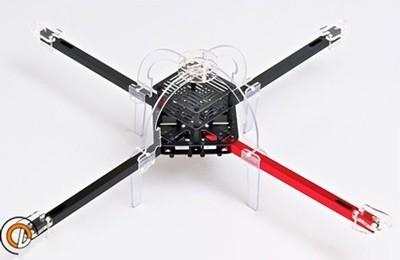 ArduCopter QuadCopter v1.0 Frame Carbon Fiber