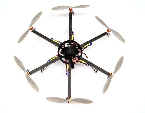 ArduCopter 3DR Hexacopter Full Kit
