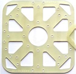 ArduCopter Main frame plate v1.0