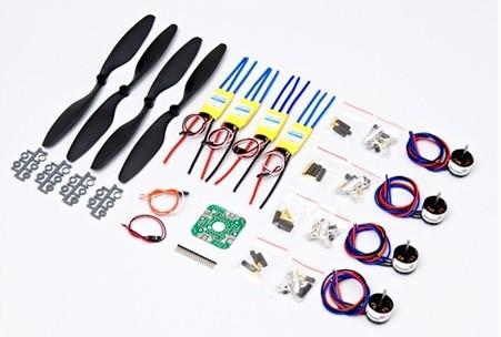 QuadCopter Full Motor & ESC Set 880Kv