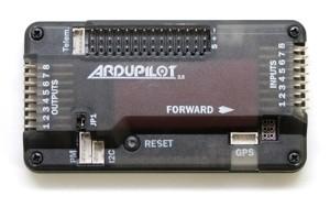 ArduPilot Mega 2.5+ Side Entry