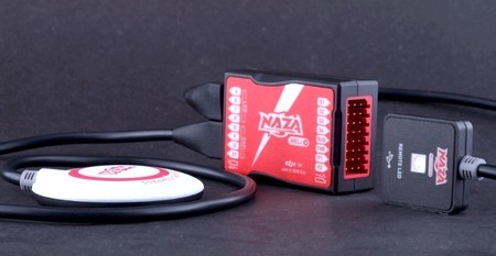 DJI Naza H GPS & BEC Flight Controller