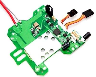 Phantom Zenmuse Upgrade LED & MC Board