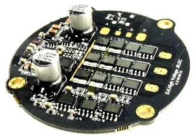 DJI S800 Spreading Wings ESC Green LED