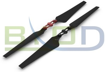DJI S800 EVO 1552 Folding Propeller Upgrade Pair