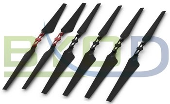DJI S800 EVO 1552 Folding Propeller Upgrade Kit
