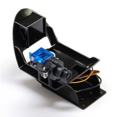 Easy Star Electronics Chassis (With Pan/Tilt Camera Mount)