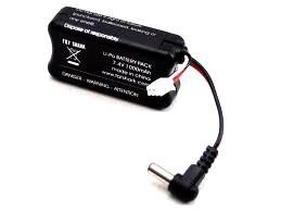 FatShark 7.4V 1000mAh Battery