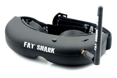 FatShark Attitude SD V2 Video Goggles