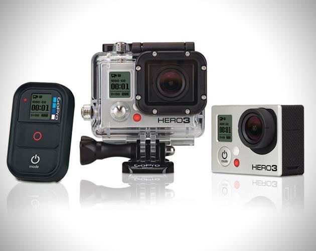 GoPro HD Hero 3 Camera Black Edition