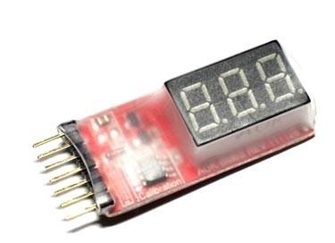 LiPo Battery Tester