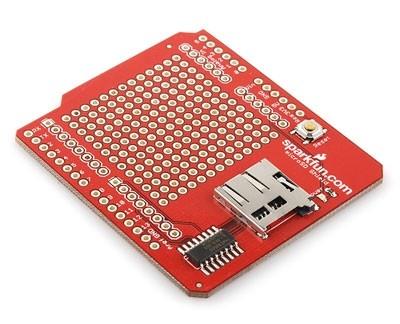 Micro SD Shield