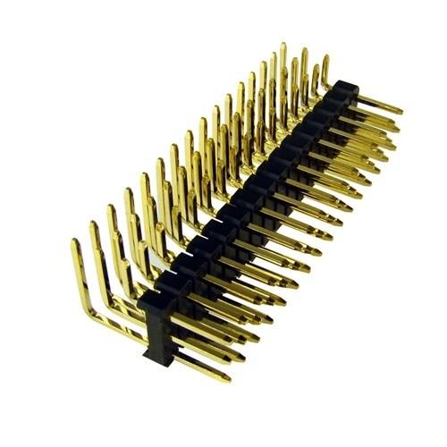 3x16 Right Angle Pin Headers