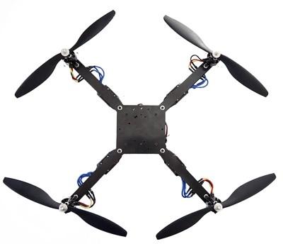 Scout 3 Carbon Fiber ARTF Quadcopter Kit