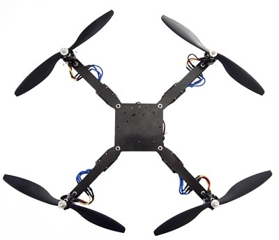 Scout 3 Carbon Fiber Quadcopter Kit