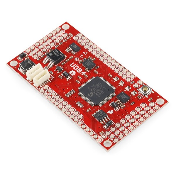 UDB4 - PIC UAV Development Board