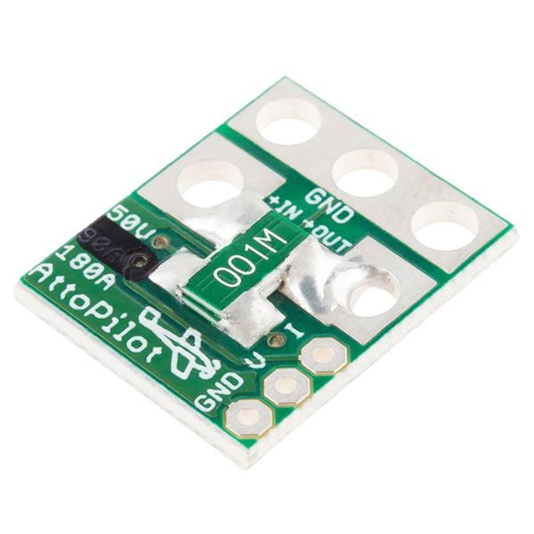 AttoPilot 180A Voltage Current Sense Breakout Board