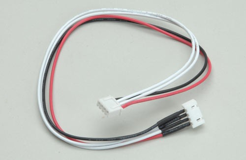 3s LiPo Battery Balance Lead Extension Cable 300mm