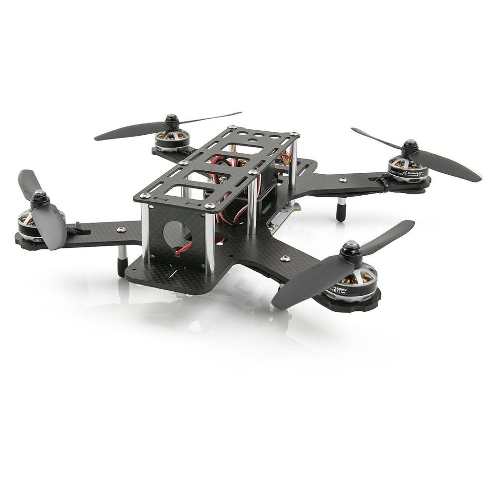 Lumenier QAV250 Mini FPV Quadcopter Carbon Fiber Edition RTF