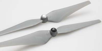 DJI E300 Self Tightening Propellers Grey 9443