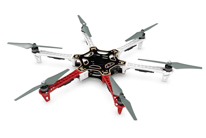 DJI F550 Flame Wheel E305 ARF Kit V2