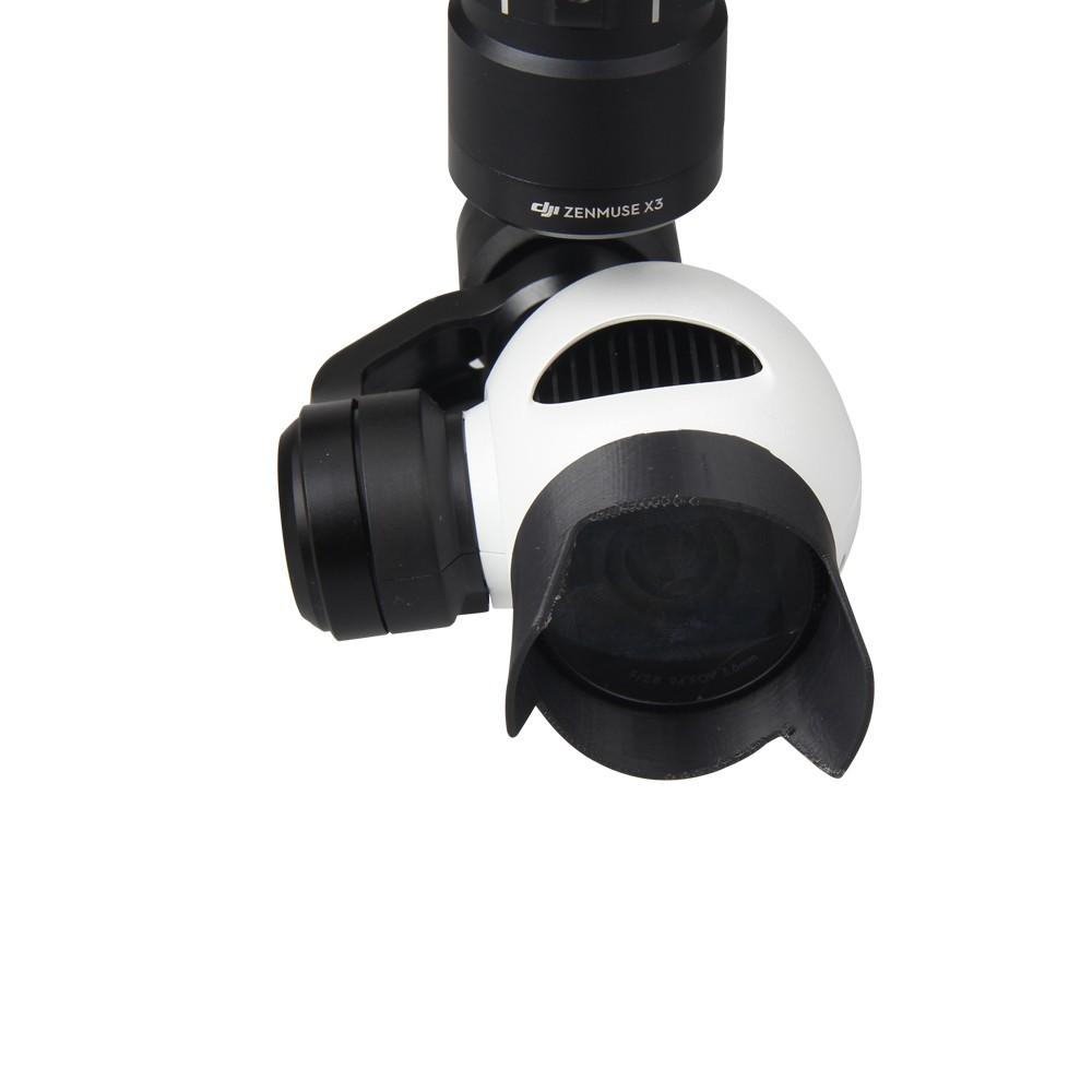 DJI Osmo & DJI Inspire 1 X3 Camera Lens Hood