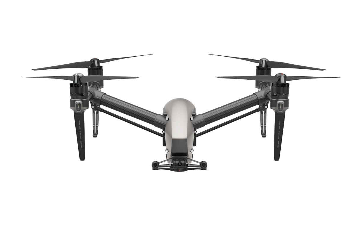 DJI Inspire 2 With X5S Zenmuse Camera