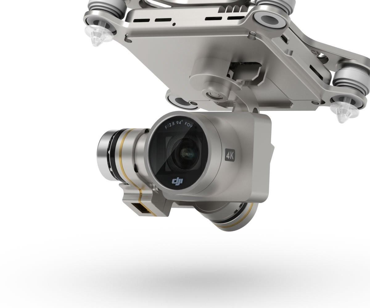 DJI Phantom 3 Professional 4K Camera