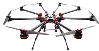 DJI S1000 Octocopter Plus + Wookong M + 5D Mark II