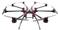 DJI S1000 Octocopter Plus + DJI A2 M