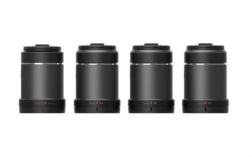 DJI Zenmuse X7 DL/DL-S Lens Set