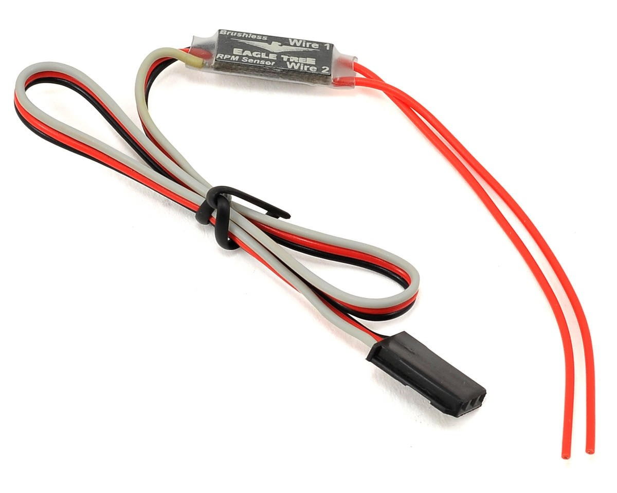 Eagle Tree Brushless RPM Sensor