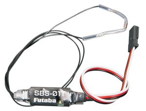 Futaba Telemetry Temperature Sensor SBS-01T