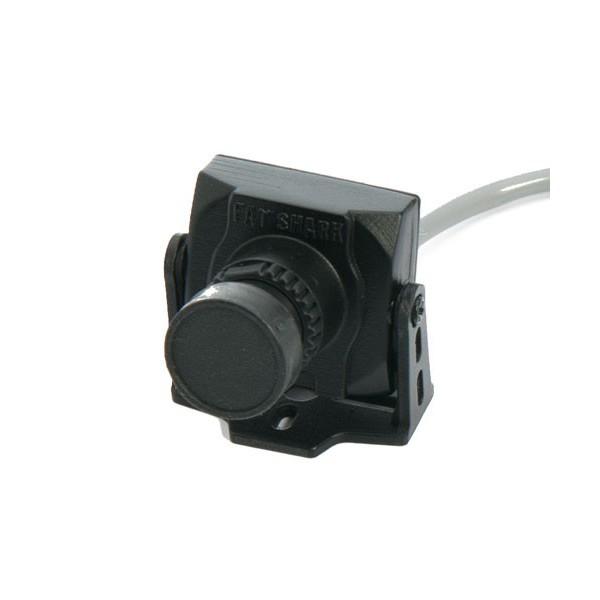 FatShark 900TVL CMOS 16:9 PAL Plastic Cased FPV Camera