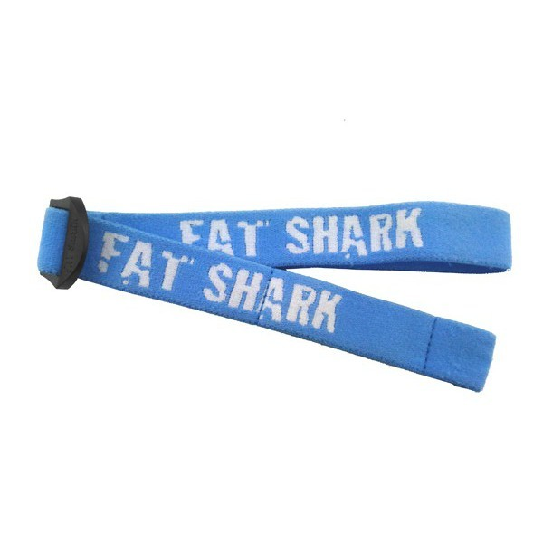 Fatshark Video Goggle Blue Color Head Strap