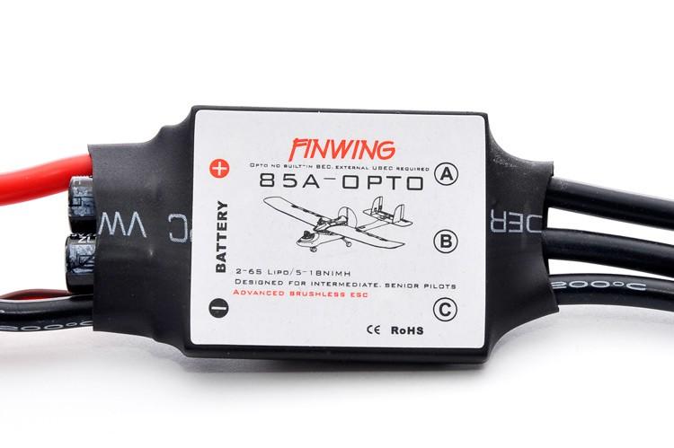 Finwing 85 Amp Opto Brushless ESC
