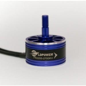 LD-Power FR2205 2700KV Brushless Motor- Side