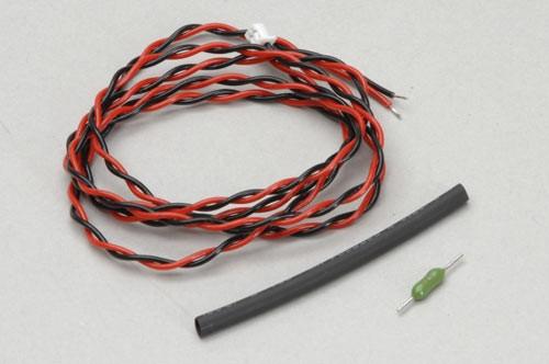 Futaba External Voltage Lead CA-RVIN-700