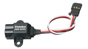 Futaba Telemetry Optical RPM Sensor SBS-01RO Sensor