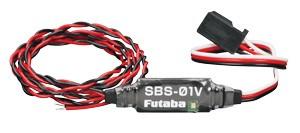 Futaba Telemetry Voltage Sensor SBS-01V