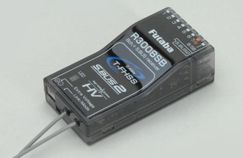 Futaba R3008SB T-FHSS Receiver S-Bus HV 2.4GHz