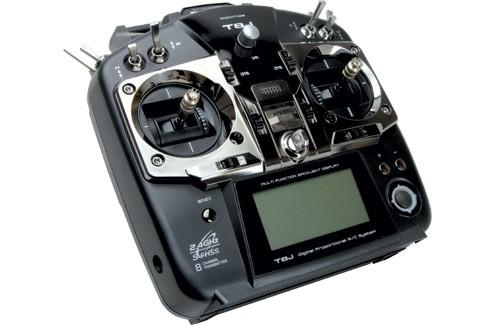 Futaba T8J 2.4 GHz S-FHSS + R2008SB Receiver