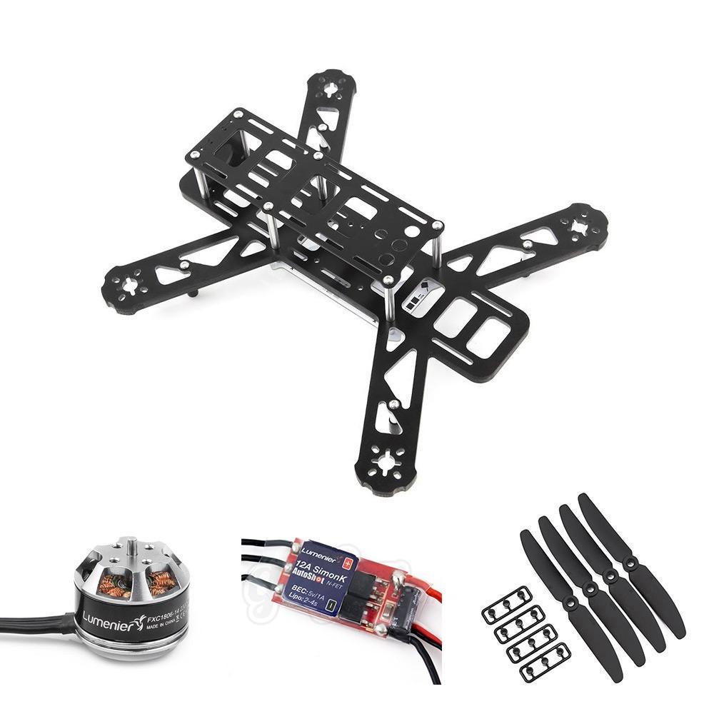 Lumenier QAV250 G10 Mini FPV Quadcopter ARTF