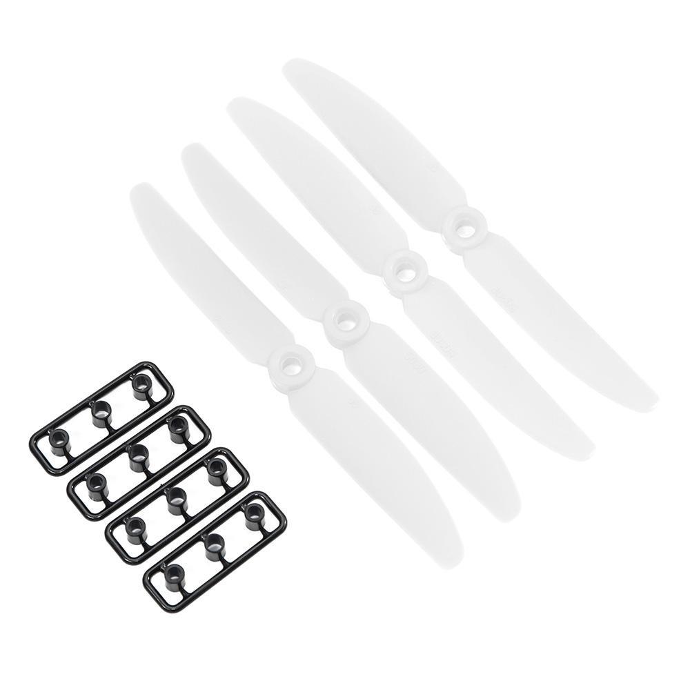 Gemfan 5x3 Propeller Set of 4 White