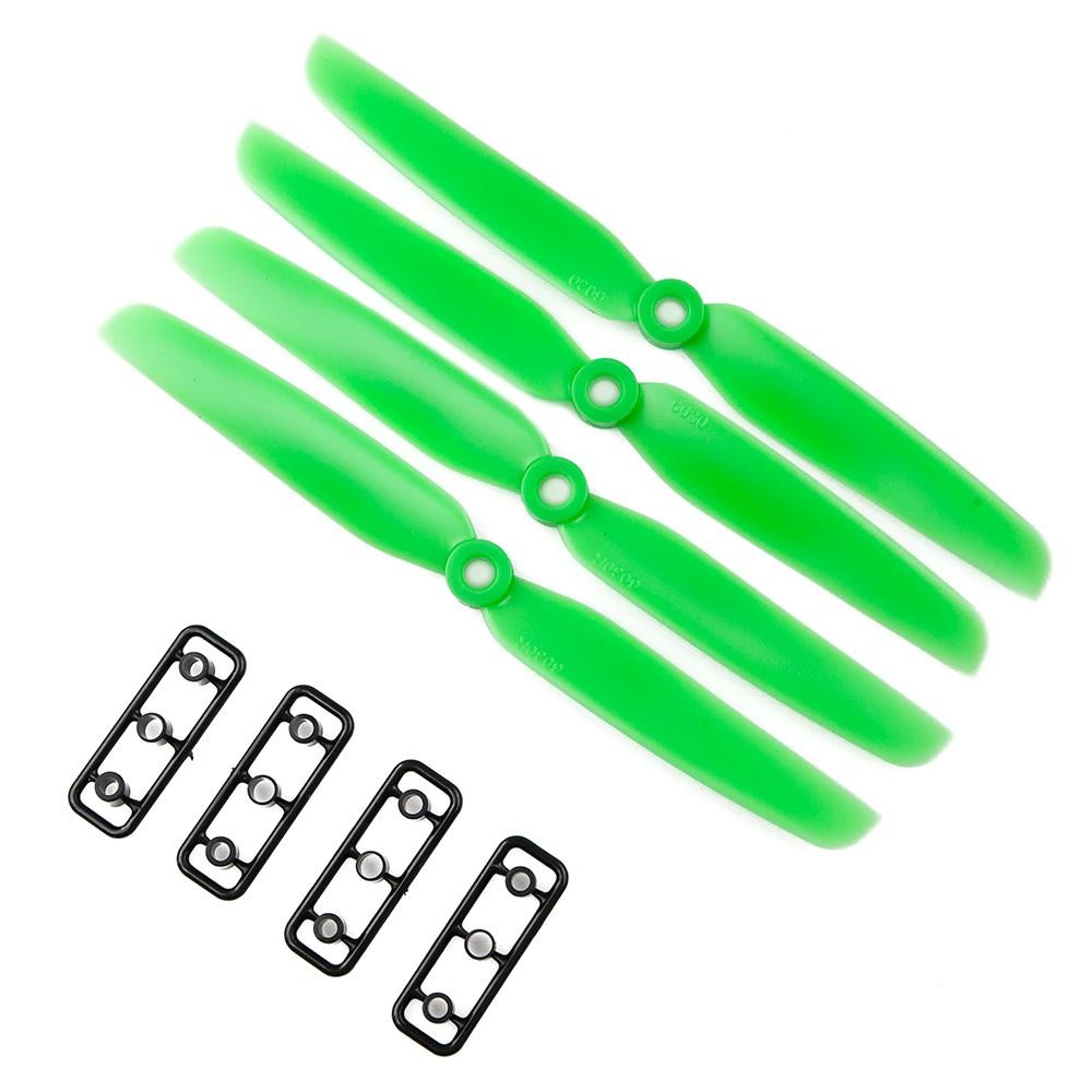 Gemfan 6x3 Propeller Set of 4 Green